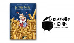 Pere Noel frites couverture