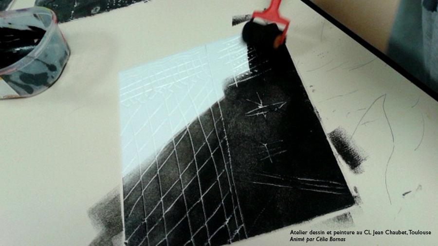 gravure enfant polystyrène