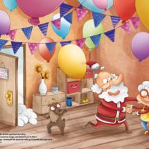 livre Pere Noël