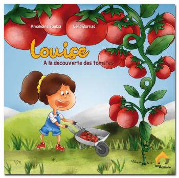 Louise à la découverte des tomates